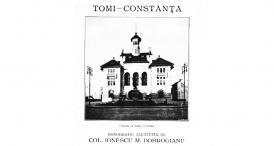 """""""Tomi - Constanţa"""", de colonelul Ionescu M. Dobrogianu (1931)"""