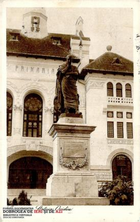 Publius Ovidius Naso de la Constanța 1927