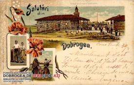 """""""Salutări din Dobrogea"""", oameni și locuri"""