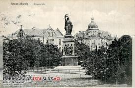 Carte poştală ilustrată ce poartă scrisul și semnătura olografe ale lui Anghel Saligny - Anul 1919