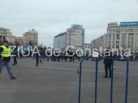 Protest de amploare, programat astăzi în București. Sunt aşteptaţi cel puţin 15 mii de manifestanți
