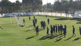 25 de foști sau actuali internaționali în lot Alexandru Șerban, ultimul sosit în cantonamentul FC Viitorul din Turcia