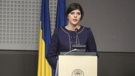 Felicitat de Codruţa Kovesi Un procuror din Constanţa va conduce un important serviciu din Direcţia Naţională Anticorupţie