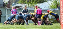 Rugbyştii de la CS Năvodari vor să dispute semifinala Diviziei Naţionale pe teren propriu