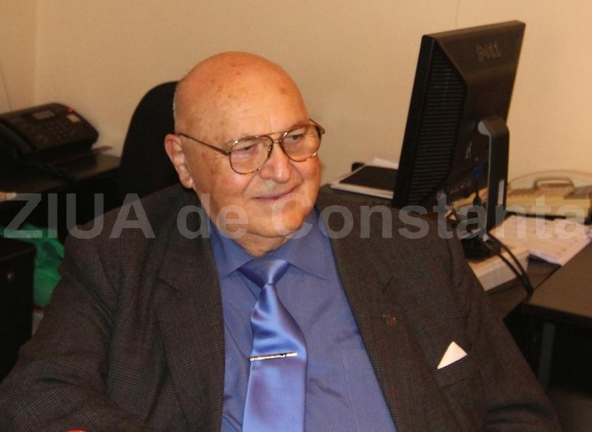 Mesaj de condoleante al primarului Decebal Fagadau dupa decesul prof. univ. dr. ing. Garabet A. Kümbetlian