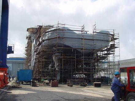 fostul aker tulcea va lansa ultima nava din 2008 galerie foto 246562