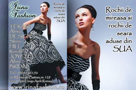 brand popular livrare gratuita data eliberării: Un nou showroom în Constanţa cu rochii de mireasă şi de seară