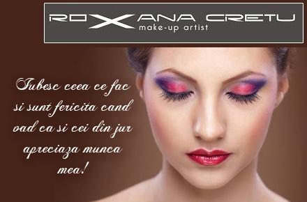 Machiaj Profesional Roxana Cretu Make Up Artist