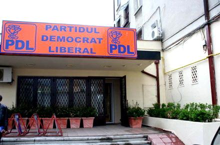 Pdl constan a i a desemnat mandatarul financiar pentru for Parlamentare pdl
