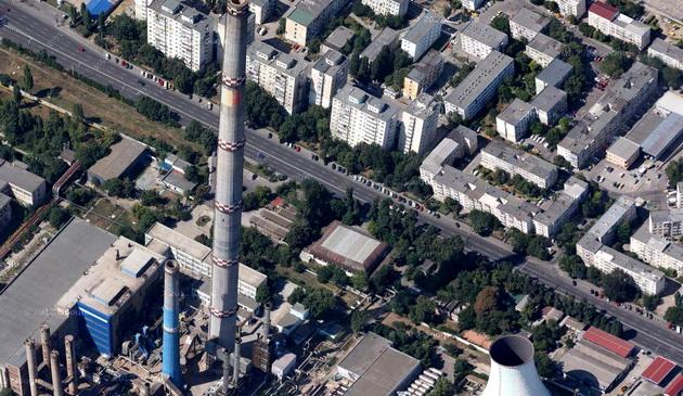 Cum Se Văd Din Satelit Cele Mai Inalte Clădiri Ale Constanţei