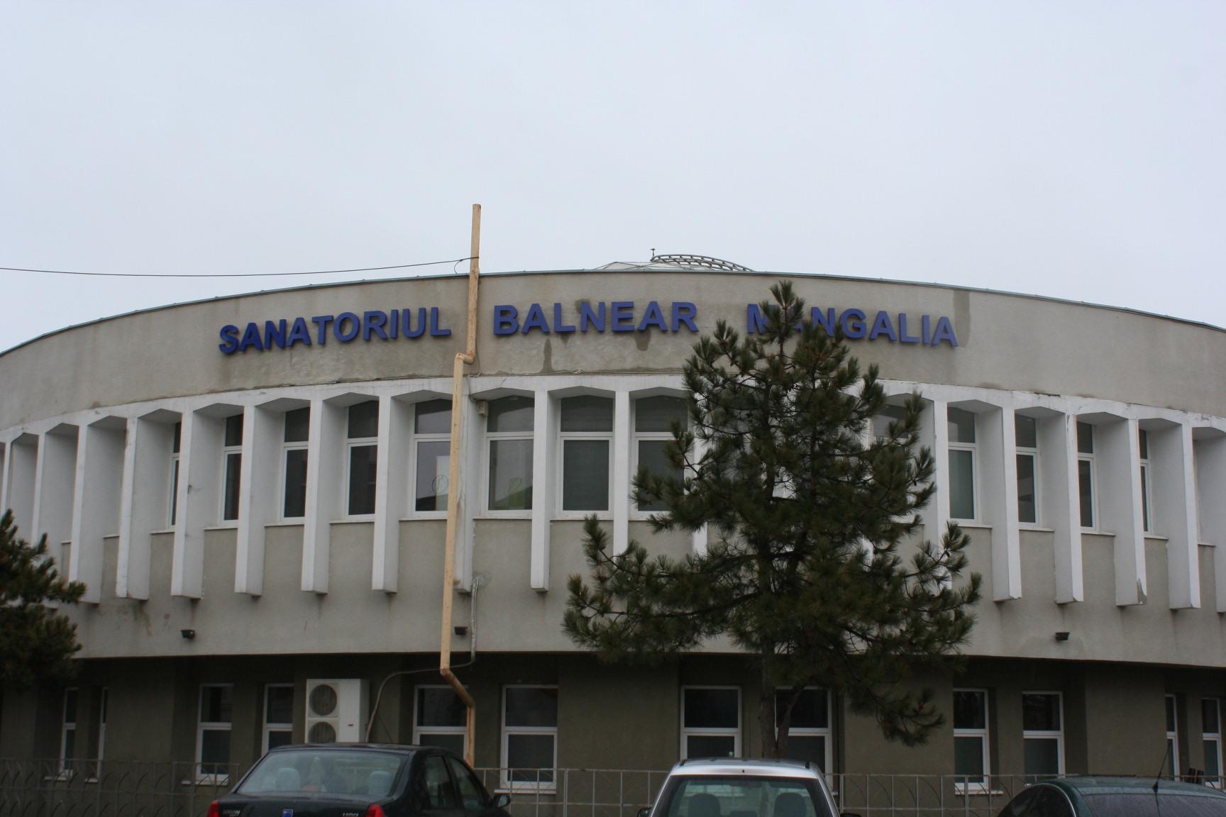 Imagini pentru Sanatoriul Balnear şi de Recuperare Mangalia