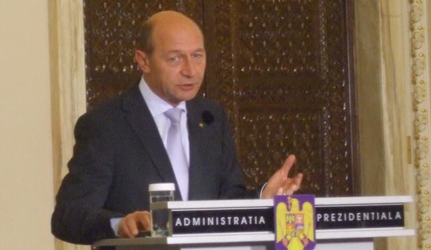 Traian Basescu, atac fara precedent la BNR