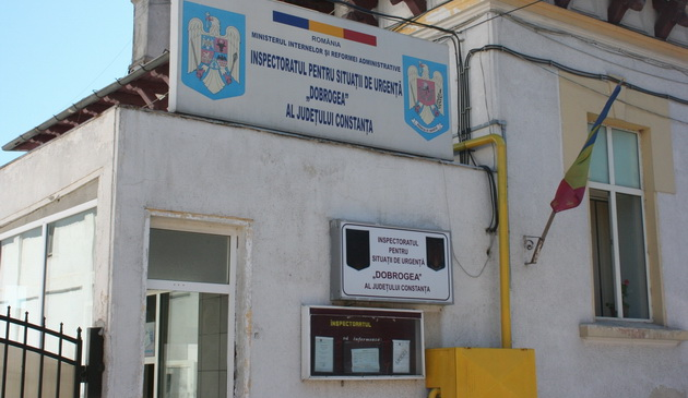 sediu ISU Dobrogea