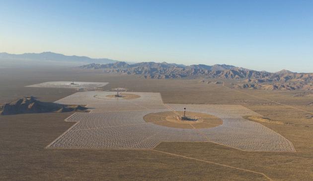 cea mai mare centrala solara din lume
