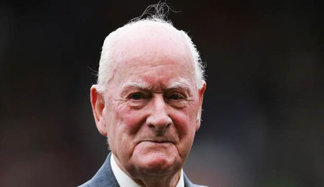 Tom Finney a jucat 76 de meciuri pentru Nationala Angliei