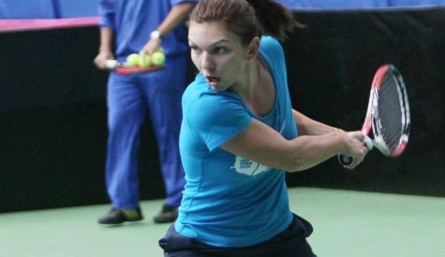 Simona Halep a fost cap de serie numarul 7 la Dubai