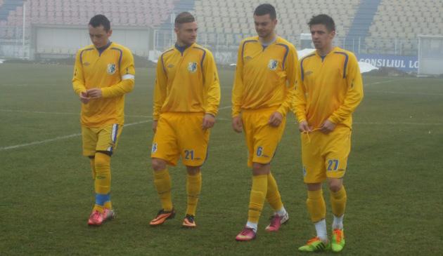 FC Farul se afla pe locul noua in Liga a 2-a