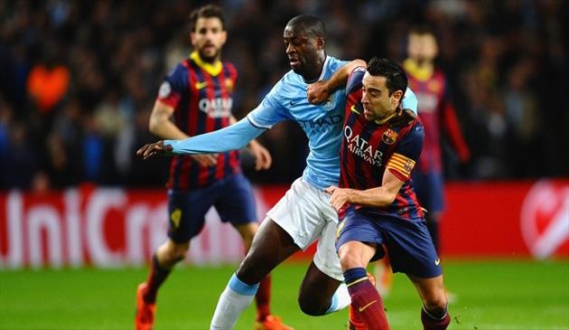 FC Barcelona a castigat in deplasare in Liga Campionilor