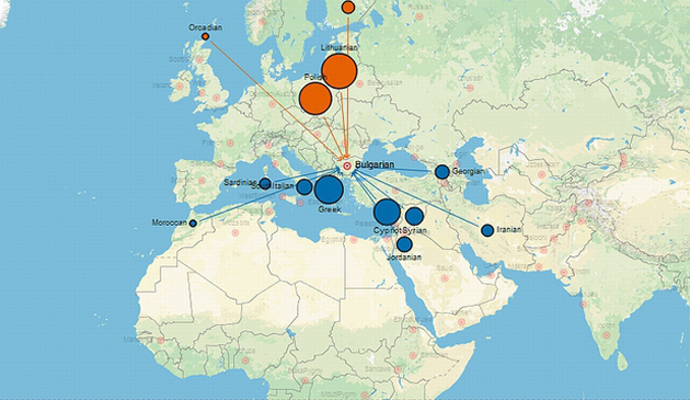 populatie, roman, concluzie, harta, genetic, lume, universitate, oxford