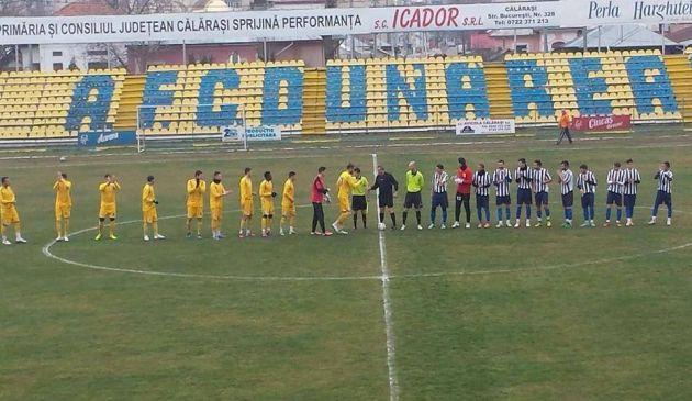 FC Farul a sustinut ultimul amical inaintea inceperii campionatului