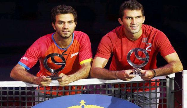 Horia Tecau face pereche la tenis cu Jean-Julien Rojer