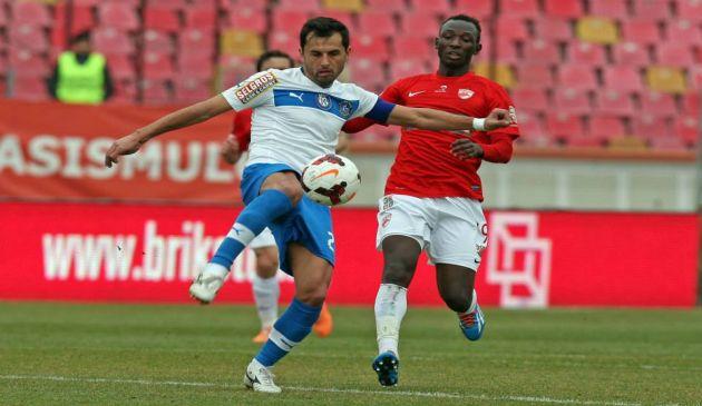 FC Viitorul a sustinut prima partida din 2014 cu Dinamo