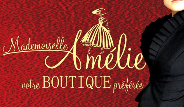 Mademoiselle Amelie Boutique - haine si accesorii