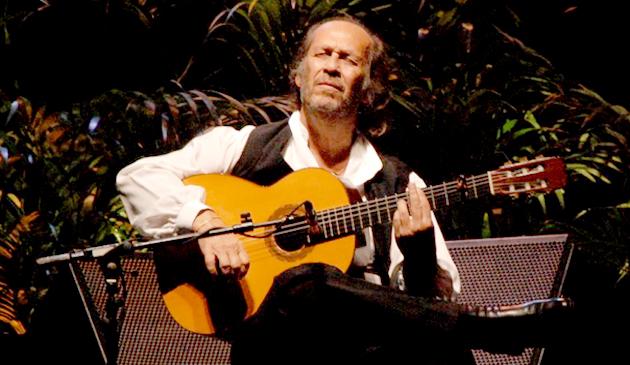 celebru chitarist, muzica flamenco, chitarist Paco de Lucia