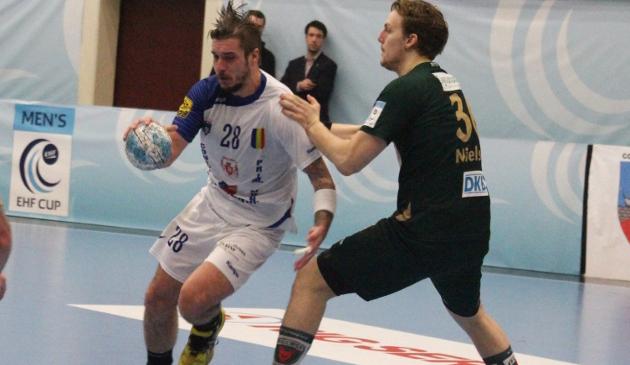 HCM Constanta este campioana Romaniei la handbal masculin