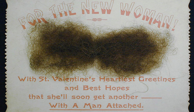 felicitari, valentine day, ziua indragostitilor, groaznice, muzeu