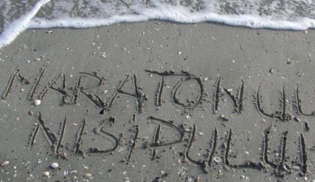 maraton, nisip, mamaia, sanasport, djst