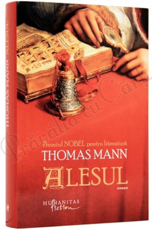 carte, alesul, thomas nann, literatura