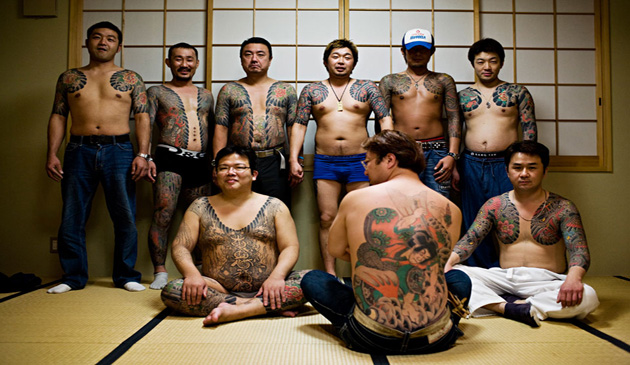 mafie, japoneza, yakuza