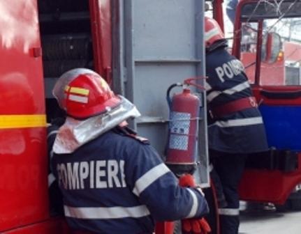 pompieri, constanta, clatite, incendiu, isu
