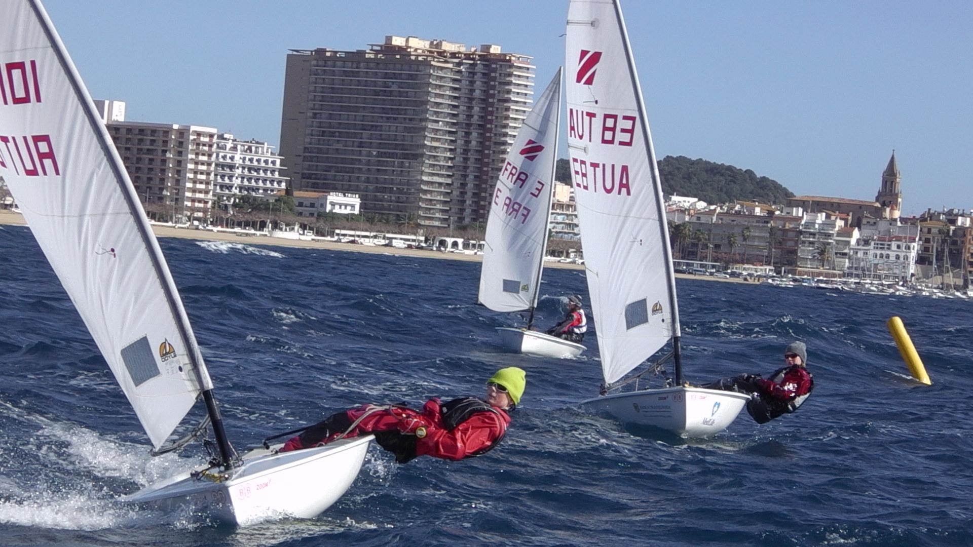 campionat, european, yachting, constanta, defilare