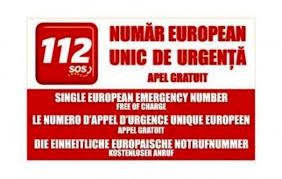telefon urgente 112