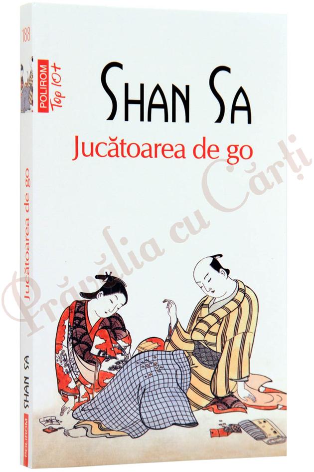 Jucatoarea de go, Shan Sa