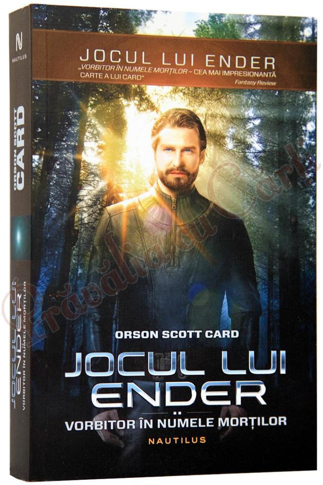 Vorbitor in numele mortilor, Jocul lui Ender, Orson Scott Card