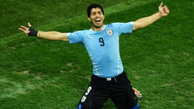 campionatul mondial brazilia 2014, anglia, infrangere, uruguay, luis suarez