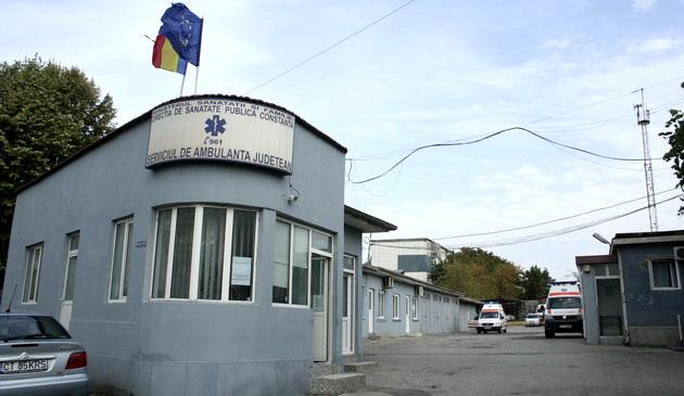Imagini pentru Serviciul de Ambulanță Județean (SAJ) Constanța