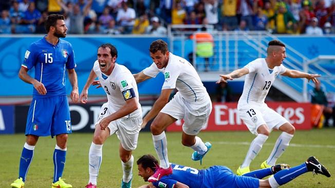campionatul mondial de fotbal brazilia 2014, italia, eliminata, grupe, costa rica
