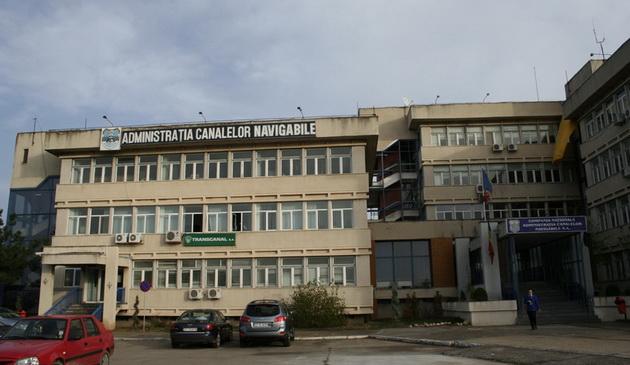 Imagini pentru Compania Naţională Administraţia Canalelor Navigabile SA