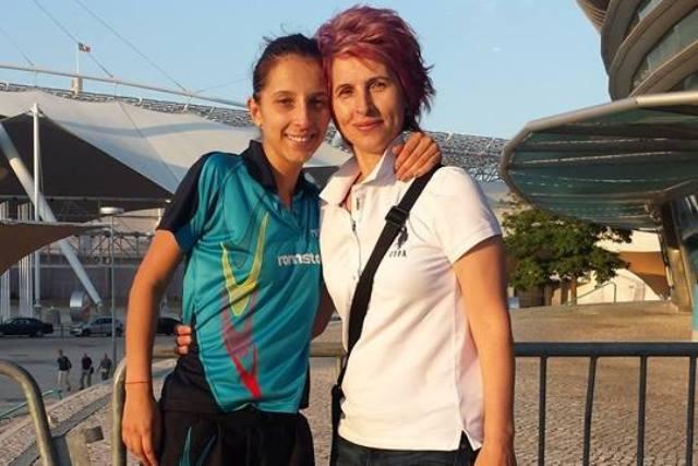 eliza samara, romania europene tenis masa 2014, camelia postoaca, viorel filimon