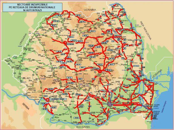 Drumuri Europene Din Romania Traseu E60