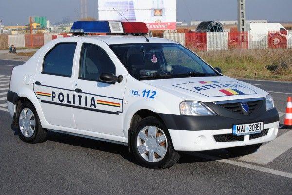 Poliţia Constanţa a primit 19 maşini marca Dacia Logan noi