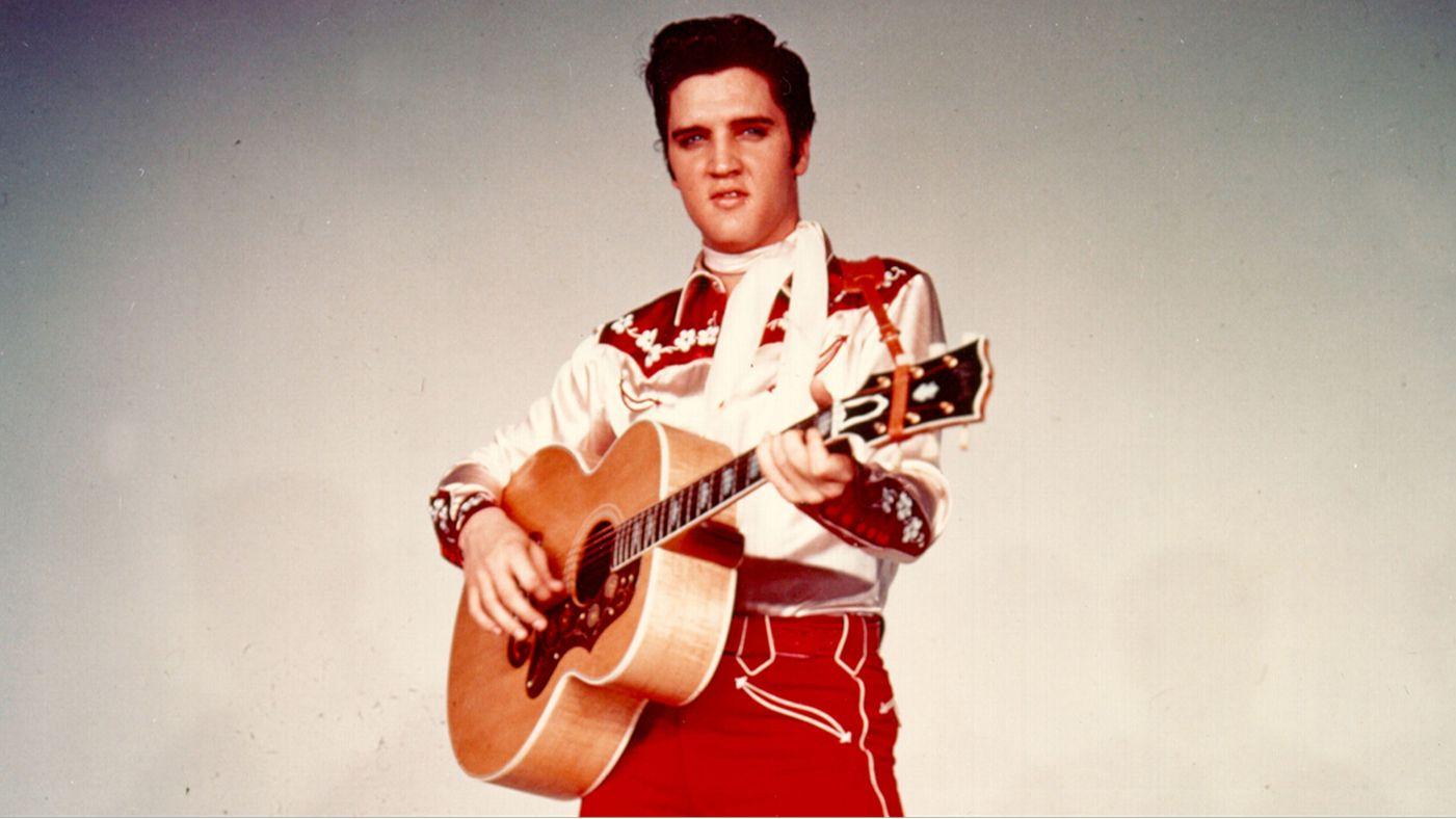 Elvis Presley - Primul single: 5 Iulie 1954