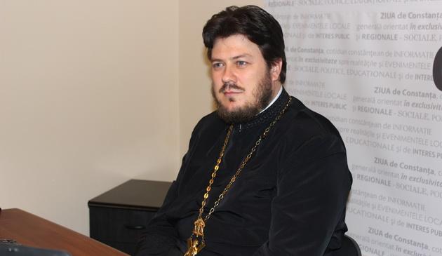 eugen tanasescu noul purtator de cuvant al arhiepiscopiei tomisului 570669