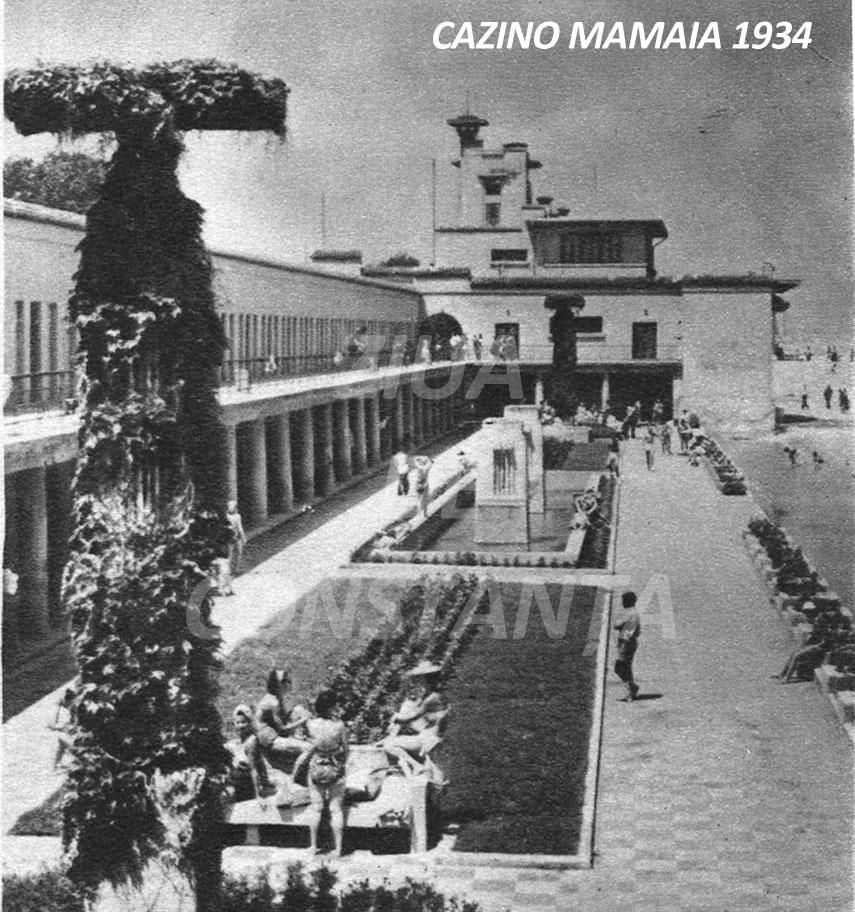 Imagini pentru cazino mamaia anii 40