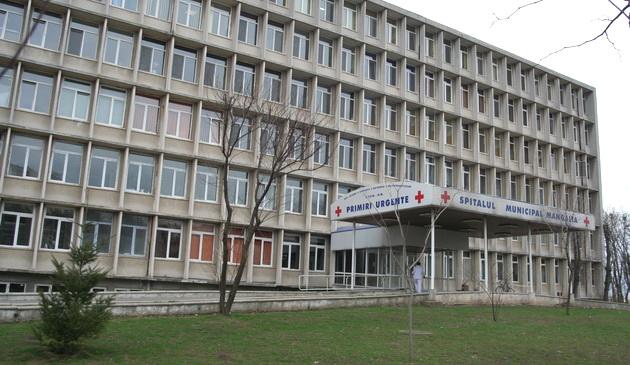 Imagini pentru Spitalul Municipal Mangalia
