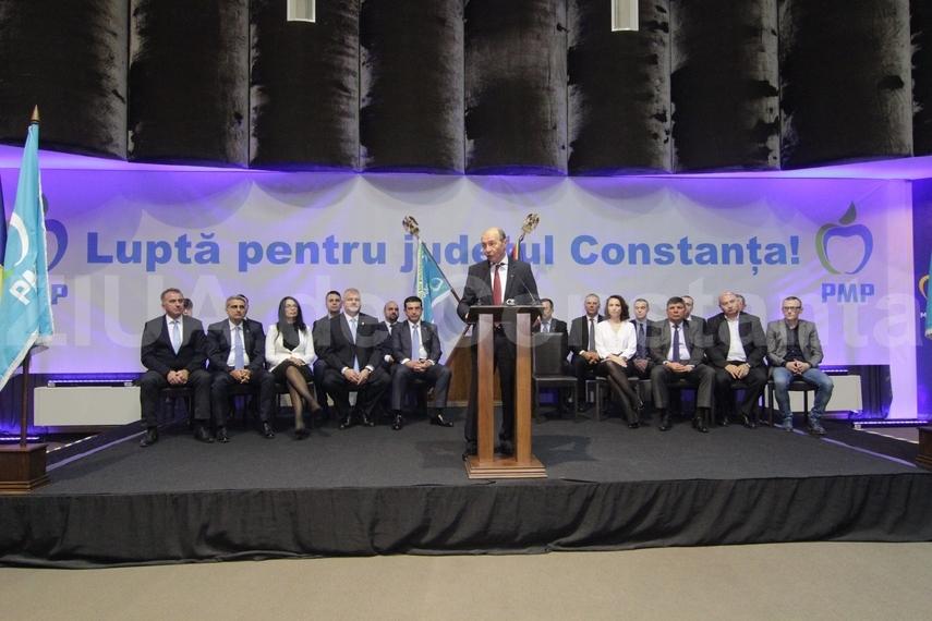 prezentarea candidatilor pmp pentru constanta entuziasm convingerea unui rezultat bun la alegerile din